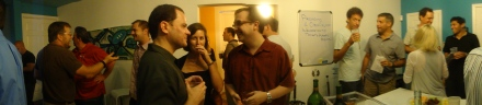Networking Mixer at CoHabitat